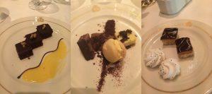 Cunard Queen Victoria Food Desert