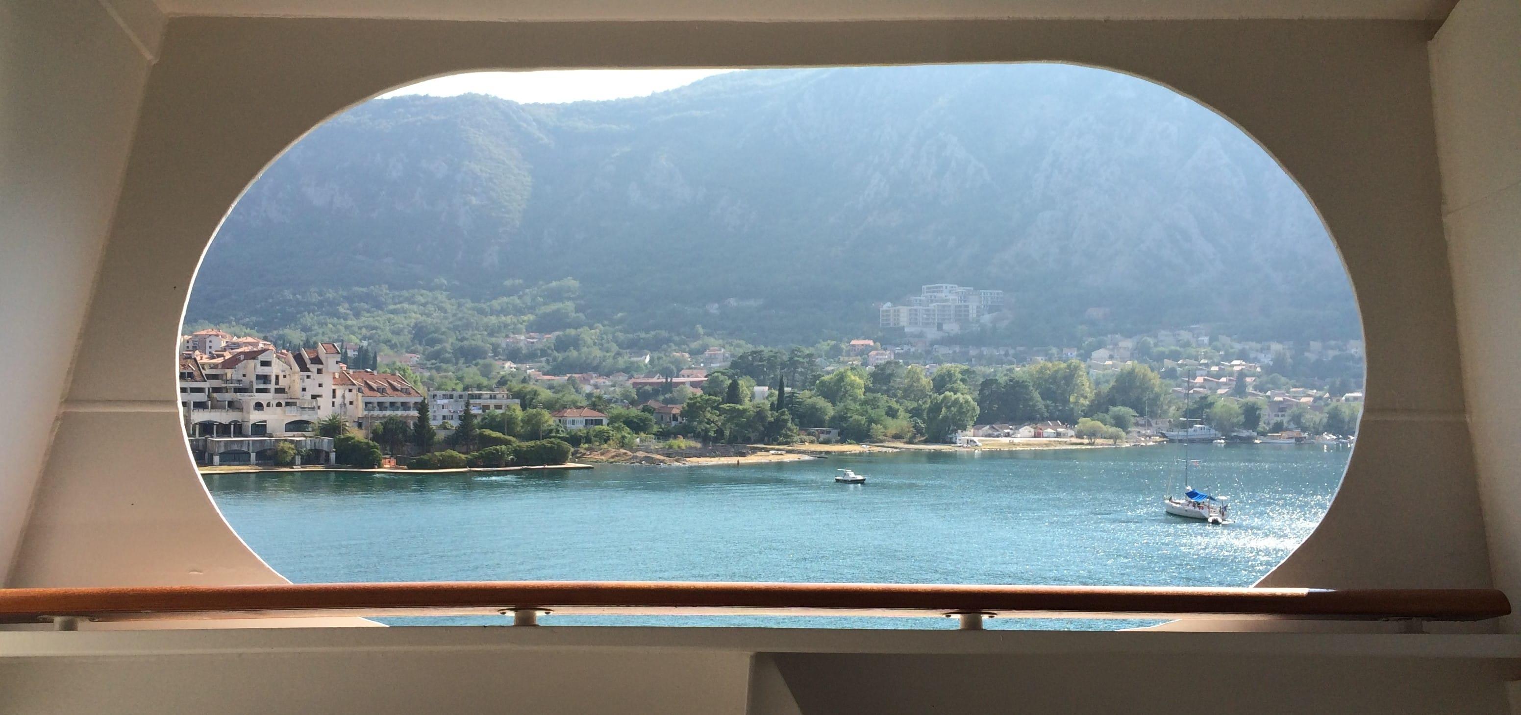 Cunard Cruise Kotor Queen Victoria