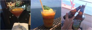 NCL Norwegian Getaway Ultimate Beverage Package Mango Meltdown Angry Orchard Cider