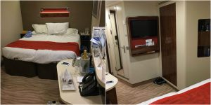 Cruise on a budget - NCL Inside Cabin