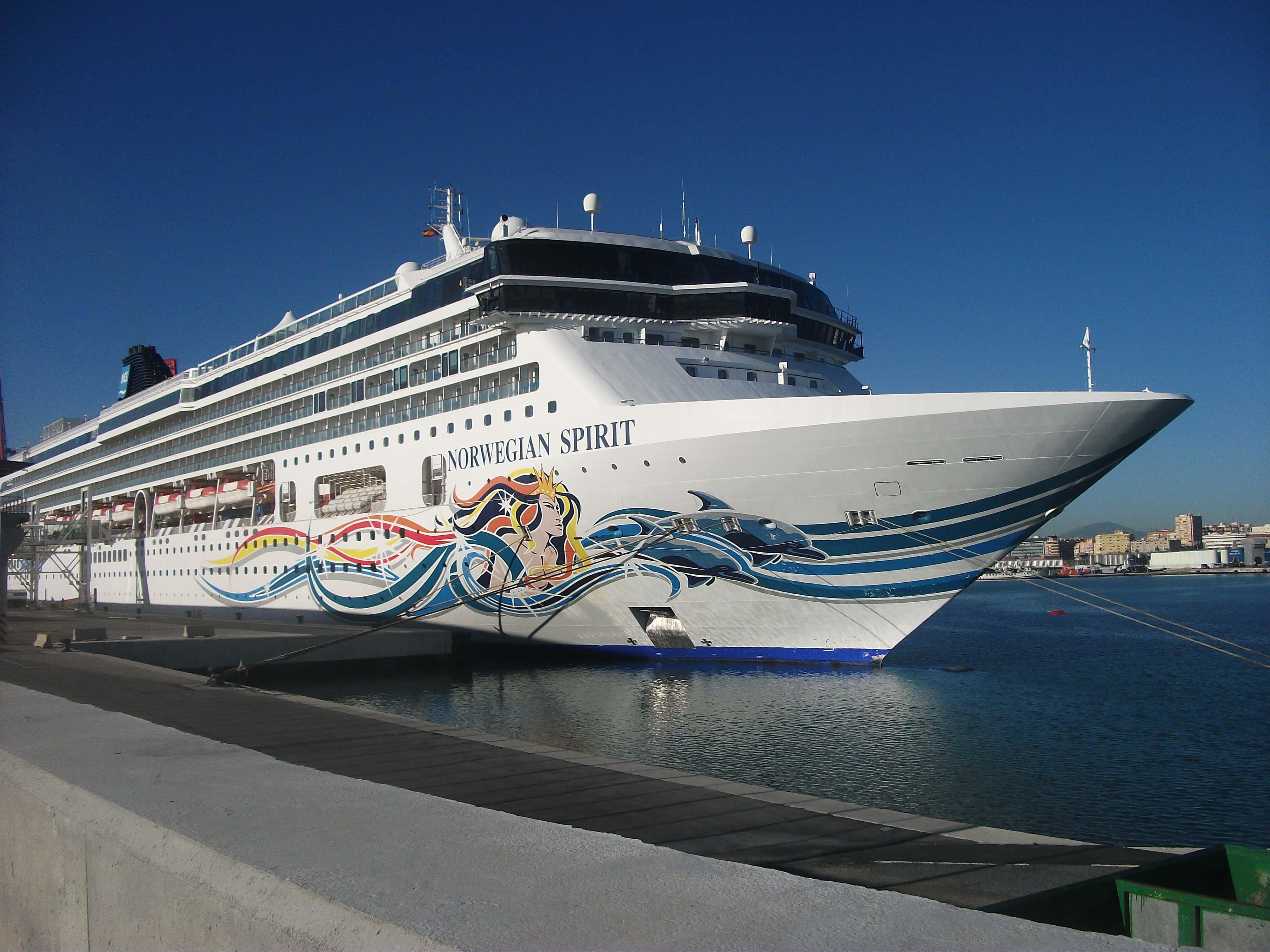 Norwegian Spirit cruise ship