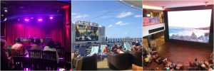 NCL Norwegian Cruise Line Theatre Entertainment