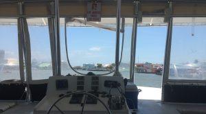 NCL Norwegian Getaway Tender Boat Belize