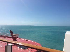 NCL Norwegian Cruise Line Getaway Tender Belize