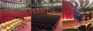 NCL Norwegian Spirit Theatre