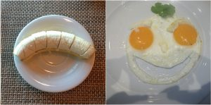 NCL Norwegian Cruise Line Food Breakfast