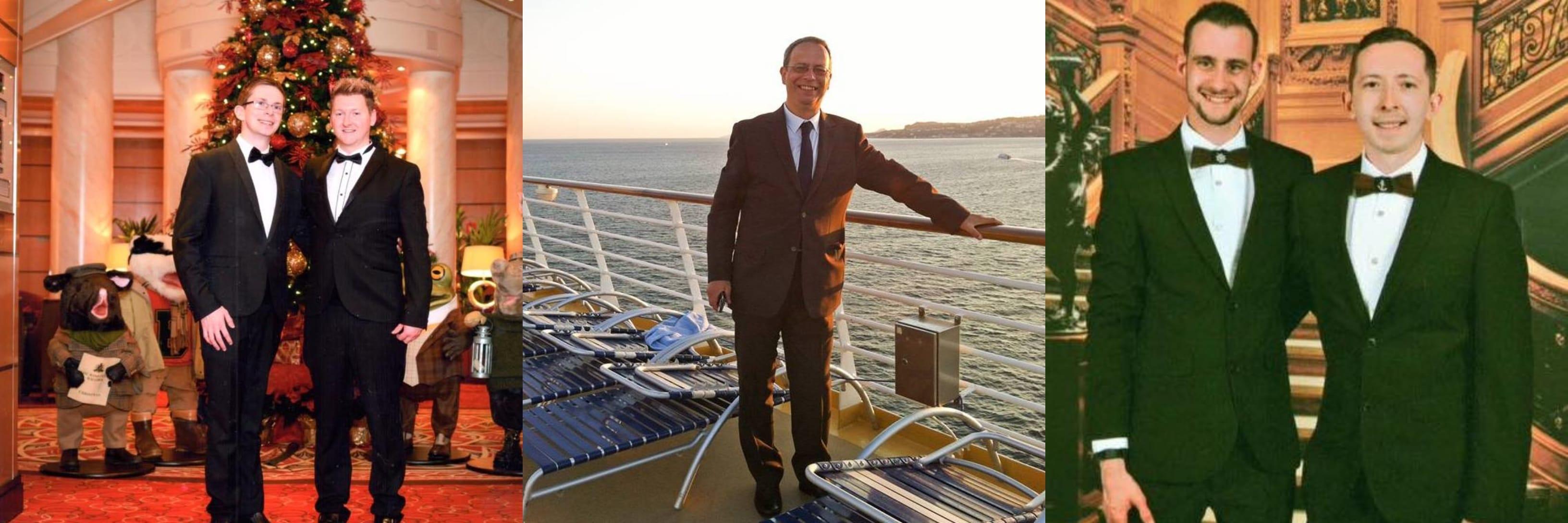 cunard dress code for men evening formal dinner suits bow tie dinner jacket