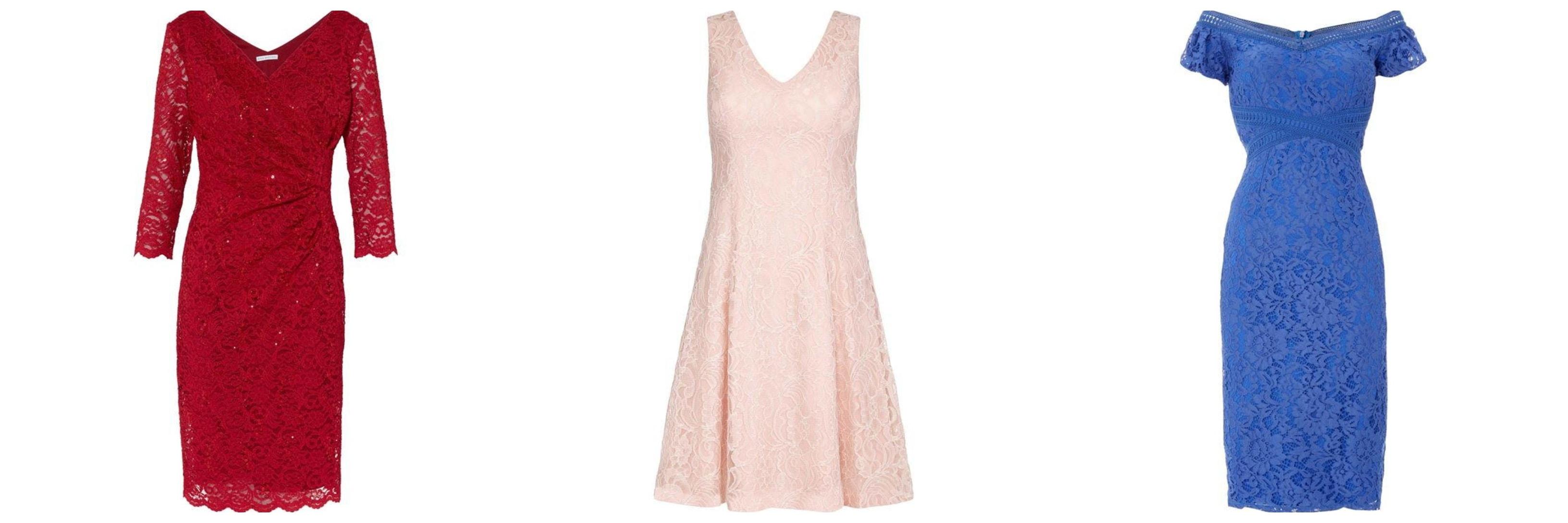 Cunard Dress Code Examples Lace Dress