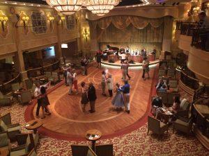 Cunard Queen Victoria Ballroom Dancing