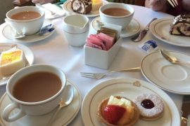Cunard's Afternoon Tea: The definitive guide