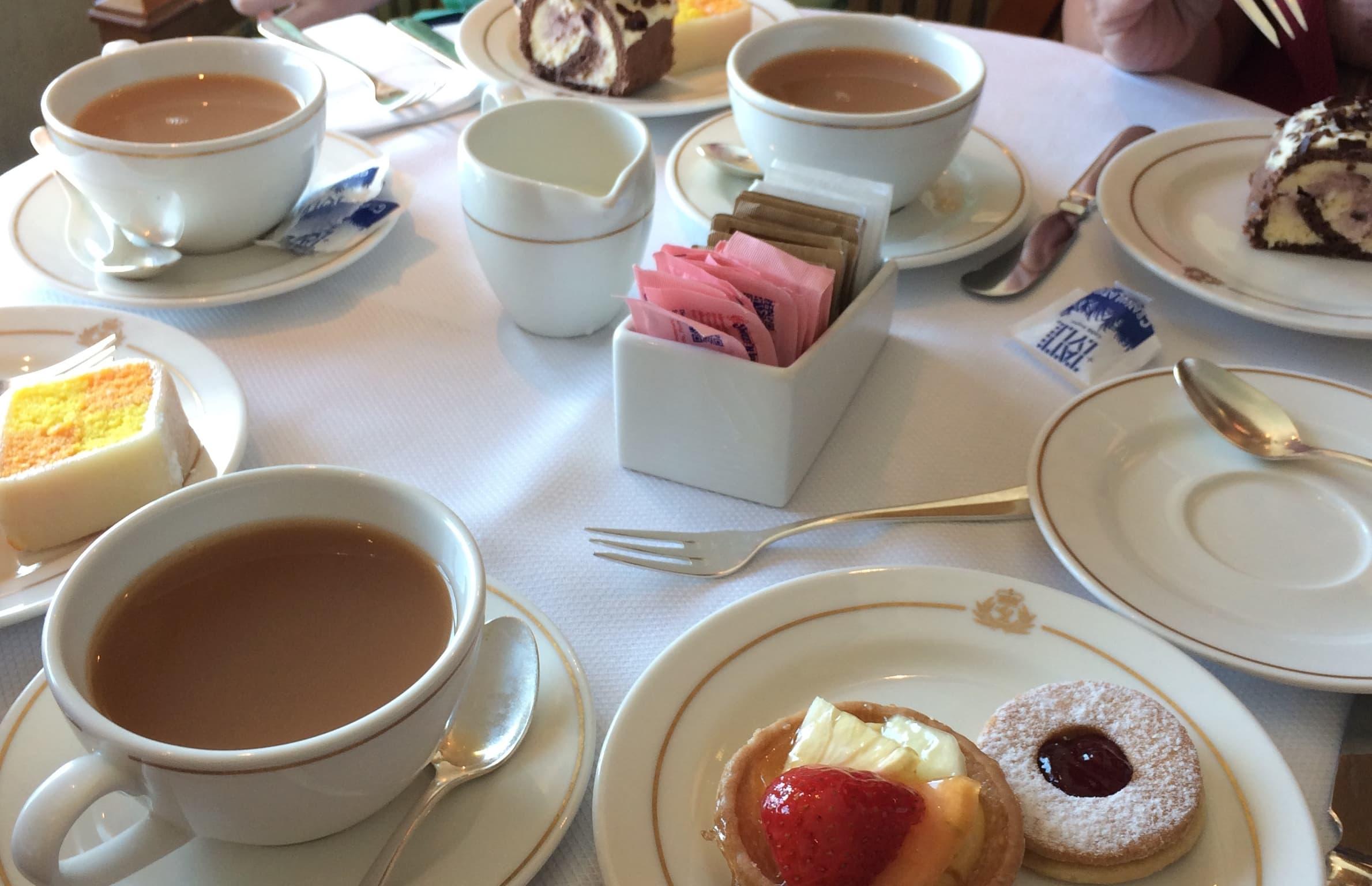 cunard afternoon tea dress code queen victoria