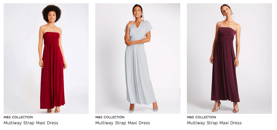 Cunard dress code maxi dresses m&S
