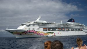 NCL Hawaii Pride of Aloha Tendering