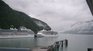 NCL Norwegian Spirit Alaska Cruise