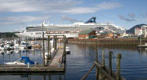 NCL Norwegian Spirit Alaska Cruise
