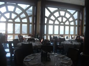 NCL Norwegian Spirit Restaurant Windows