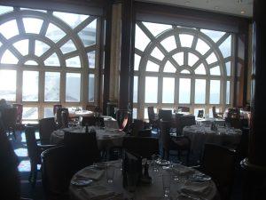 NCL Norwegian Spirit Restaurant Windows
