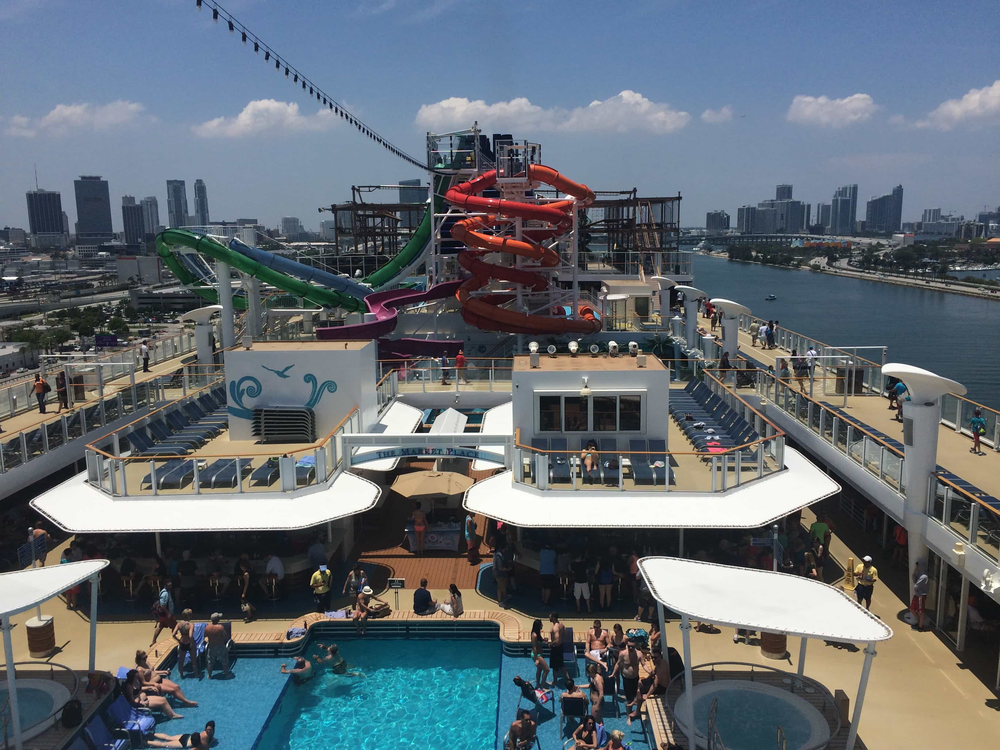 Ncl 39 S Norwegian Getaway Cruising Isnt Just For Old People