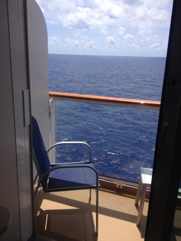 Norwegian Breakaway Balcony