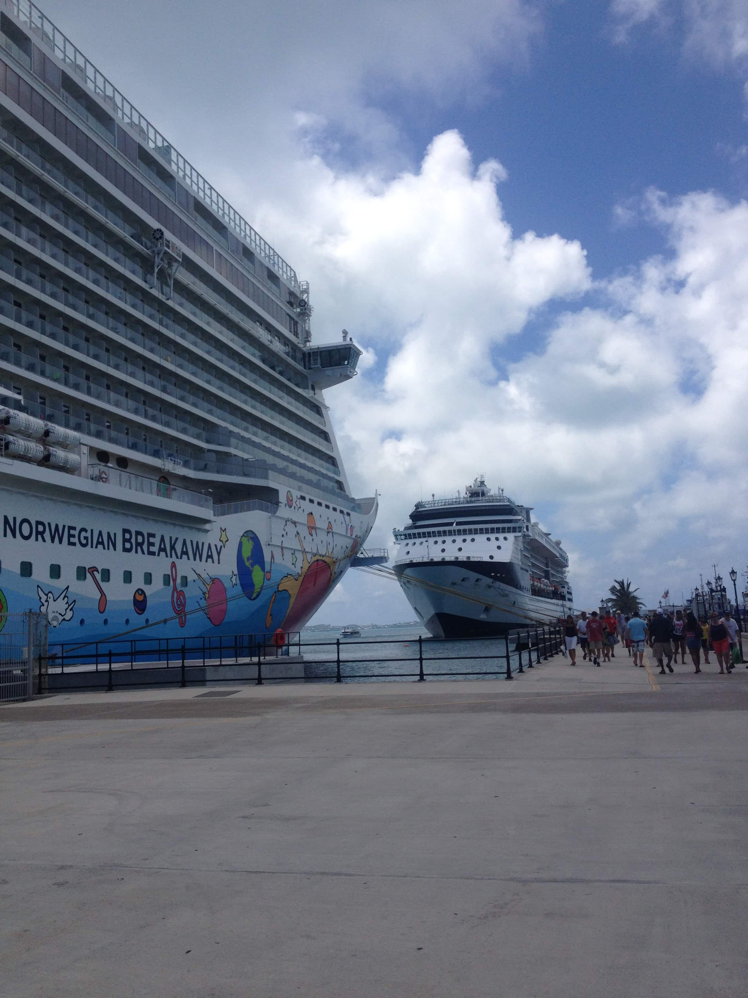 Ncl S Norwegian Breakaway Cruising Isnt Just For Old People