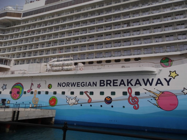 Norwegian Breakaway