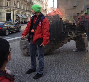Prague Sandemans free walking tour