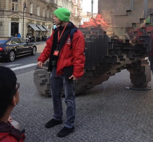 Czech Republic Prague Sandemans Free Walking Tour Guide