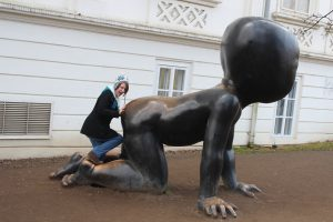 Prague Czech Republic Baby Statues