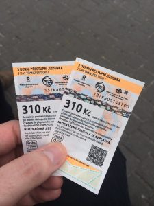 Prague Czech Republic Train Tickets