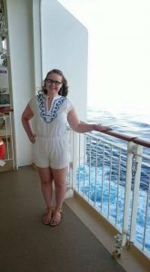 Cruise shorts formal dining