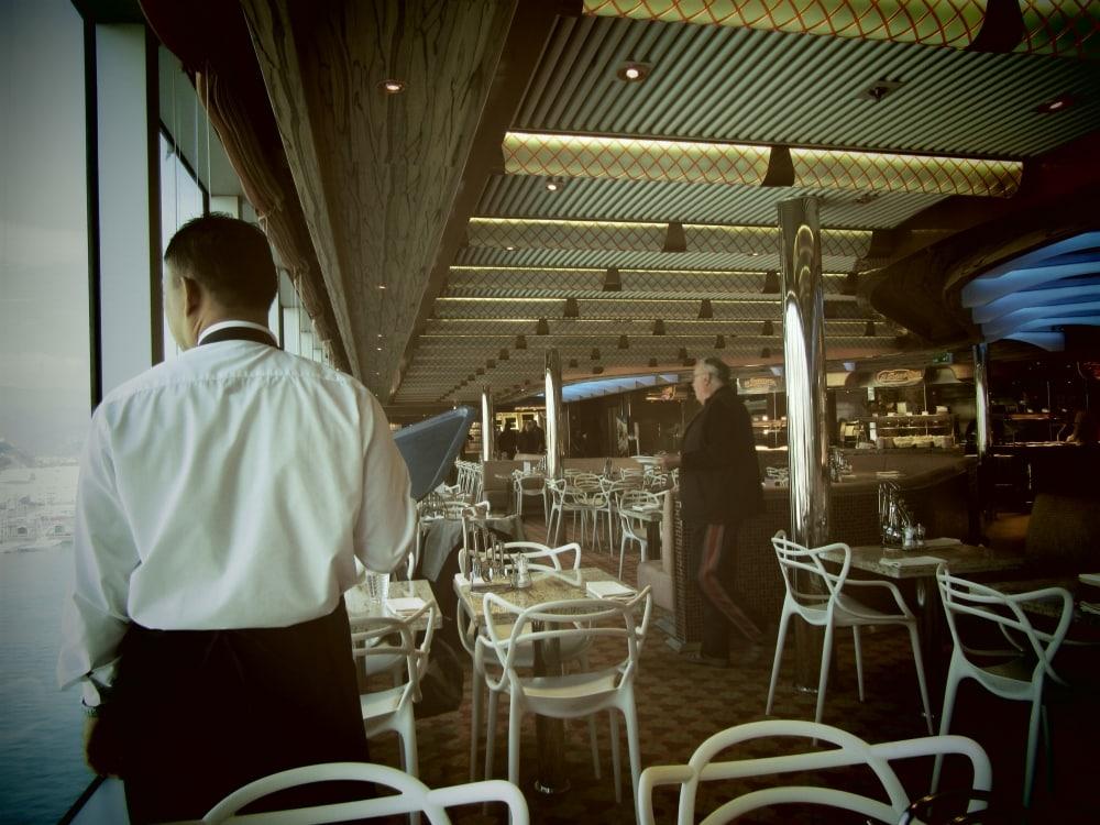 Costa cruises Diadema interior