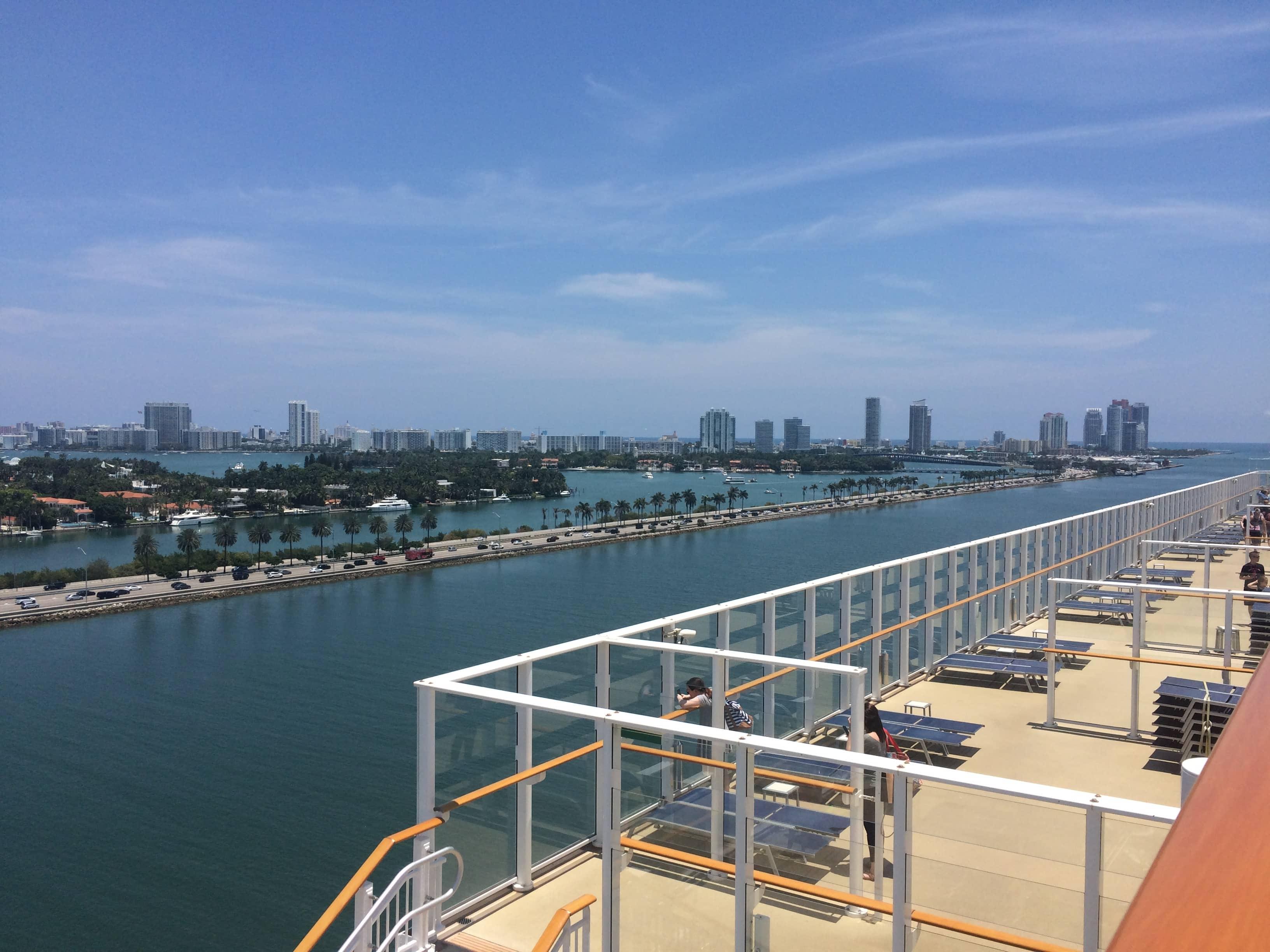 Miami Norwegian Getaway bahamas sail away