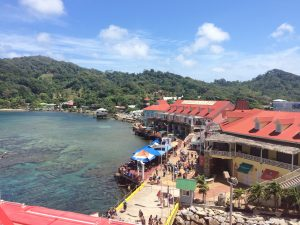 NCL Norwegian Getaway Western Caribbean Honduras Port