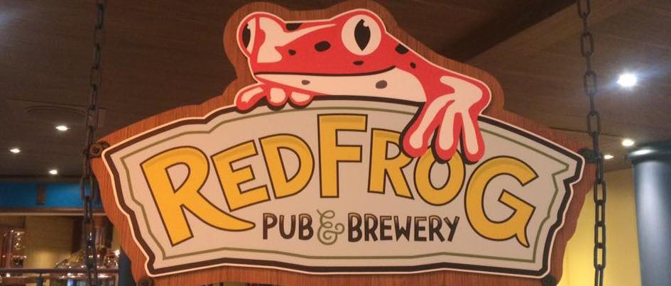 Red frog pub carnival cruise line