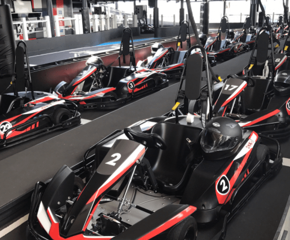 Norwegian Joy Go Karts Norwegian Cruise Line Cruising Isn't Just For Old People