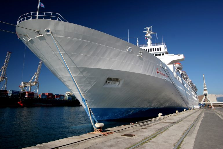 Thomson Celebration Cruise Ship