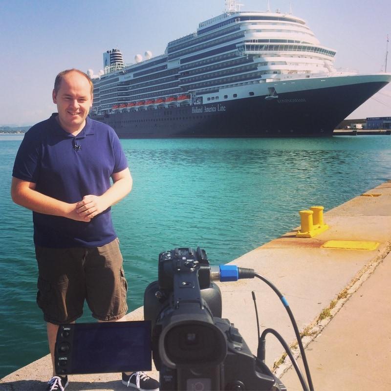 Richard Cross Cruise TV