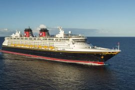disney cruise line old people