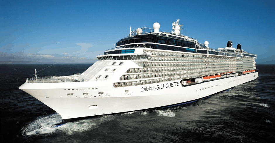 celebrity silhouette ship first celebrity cruise cruising isn't just for old people