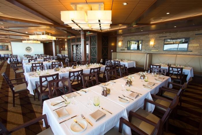 royal caribbean dining restaurant food