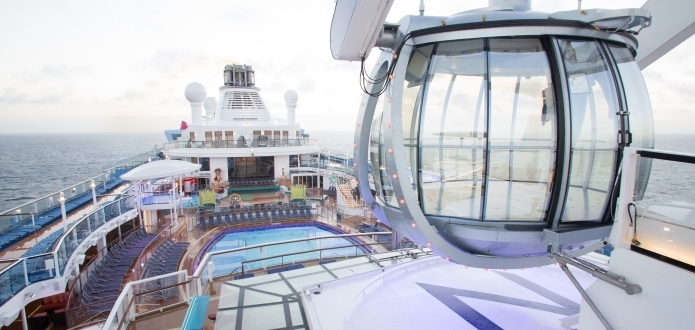 quantum of the seas sky capsule