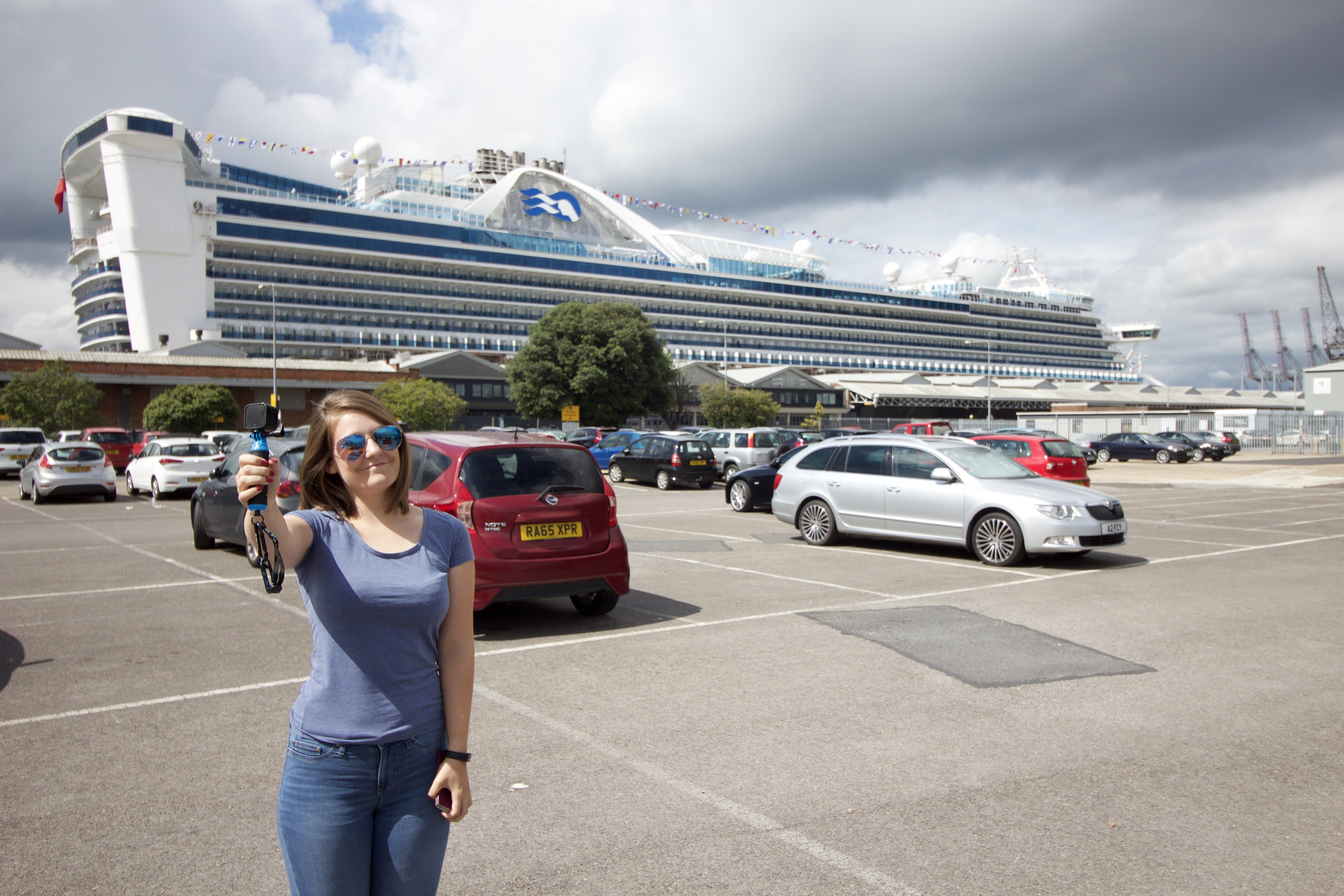 Ship Visit Caribbean Princess Cruising Isnt Just For Old People - Where do old cruise ships go