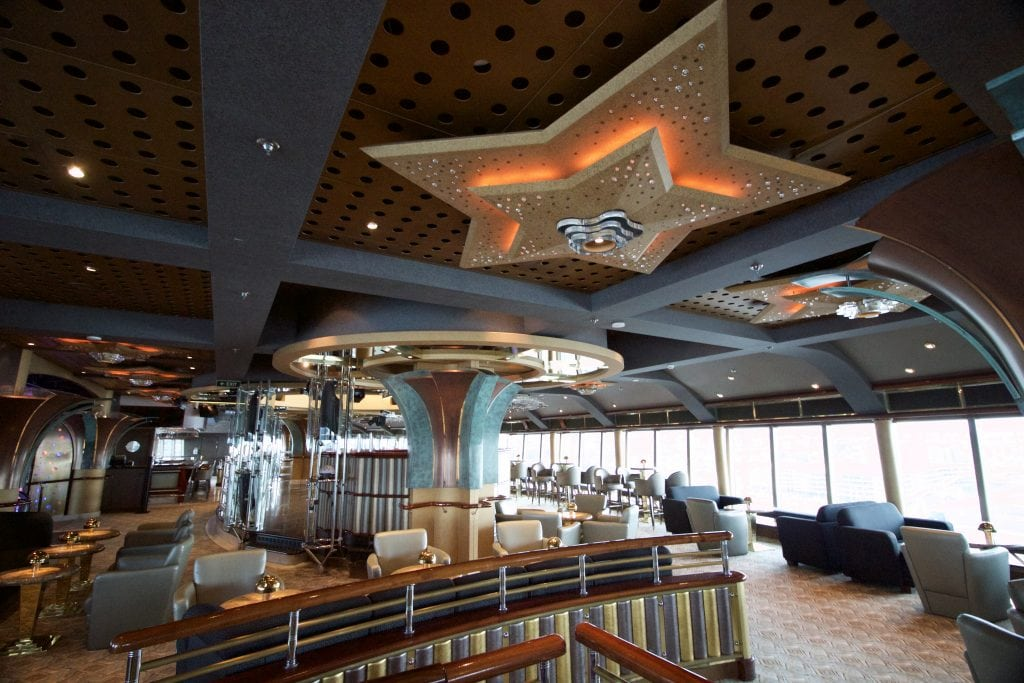caribbean princess bar
