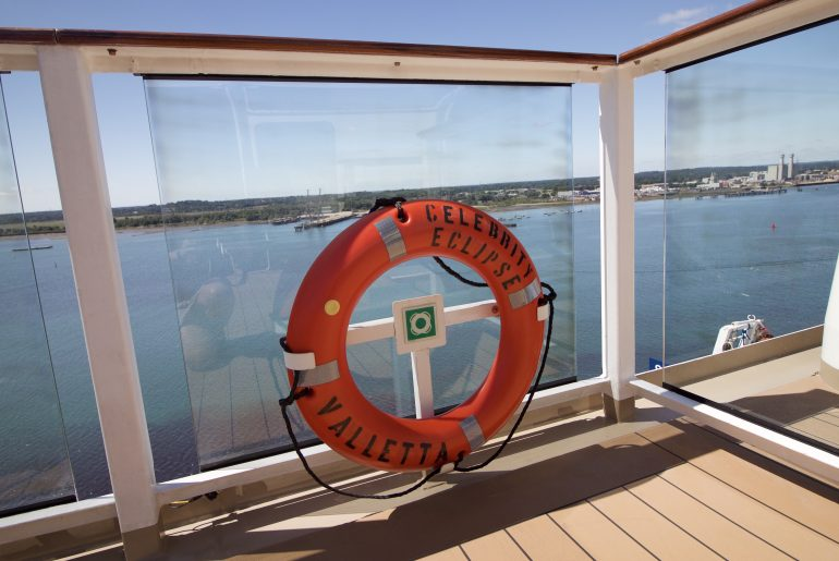 celebrity eclipse cruise ship ship tour southampton