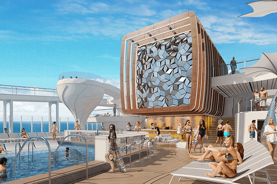 celebrity edge new cruise ship