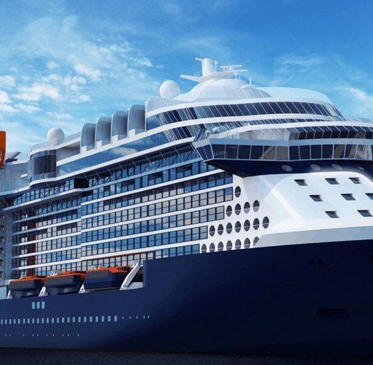 celebrity edge new cruise ship