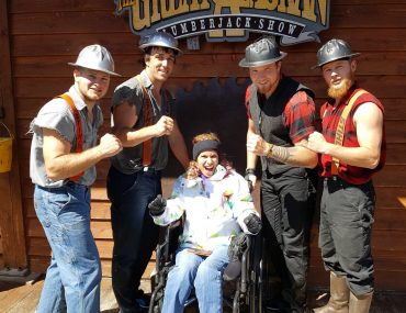 spin the globe wheelchair cruise