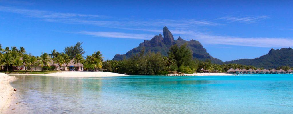 bora bora french polynesia cruise pacific island