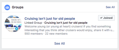 cruising isnt just for old people facebook group