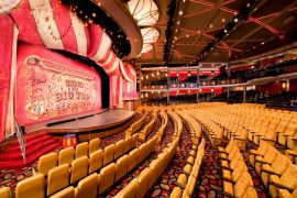 independence of the seas hypnosis theatre show